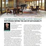 CELEBRATING | Frank Lloyd Wright | Featured in Green Living