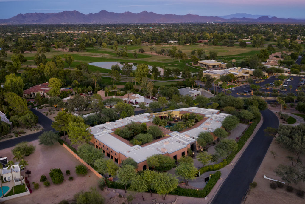 $16,500,000 Romantic Urban Villa Hits the Paradise Valley Market