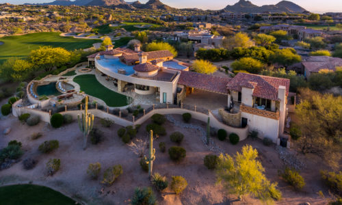 10232 E. CINDER CONE TRAIL <br />SCOTTSDALE | TALUS AT TROON NORTH