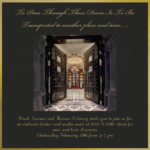 MEDIA EVENT | Private Invite | Palatial Mediterranean Estate