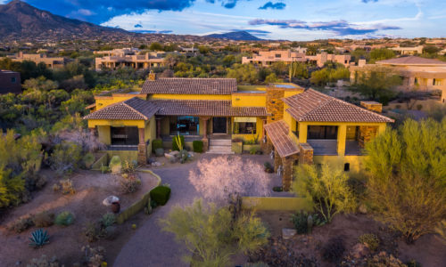 SOLD | 39693 N. 106TH STREET, SCOTTSDALE | GREY FOX OF DESERT MOUNTAIN VILLAGE
